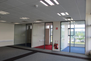 Commercial fit-out